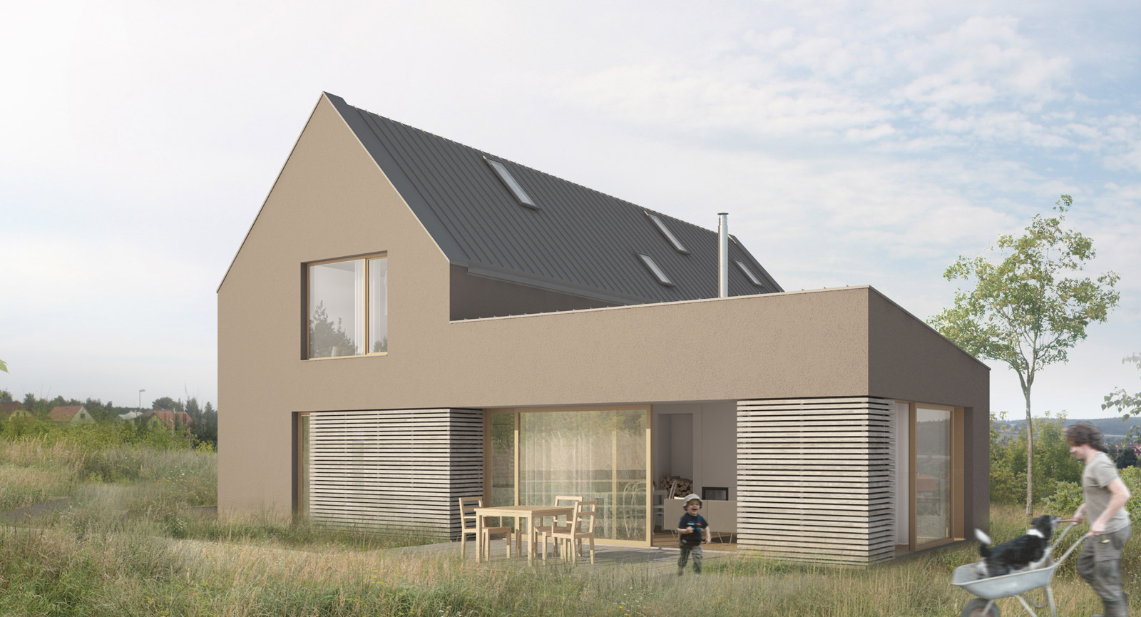 Family house in Plzen I architectureMADE